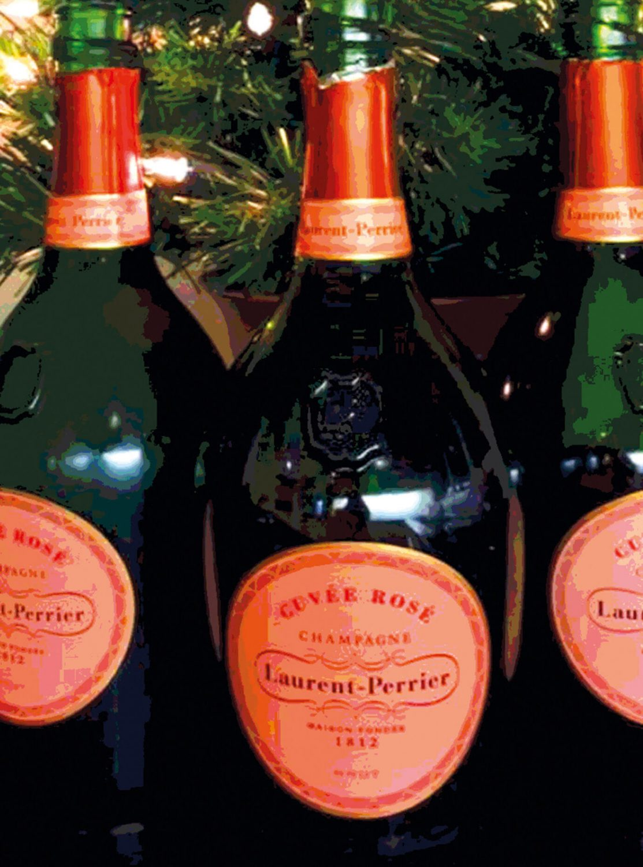 Sam's Rose champagne