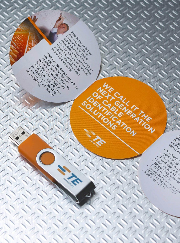 TE Rail - Tube Leaflet