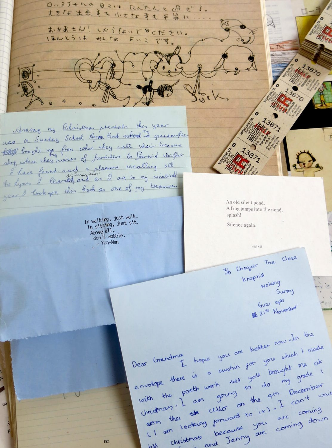 Anna's letters