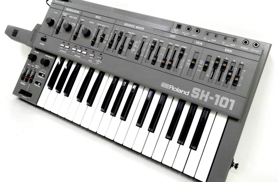 Darron's keyboard