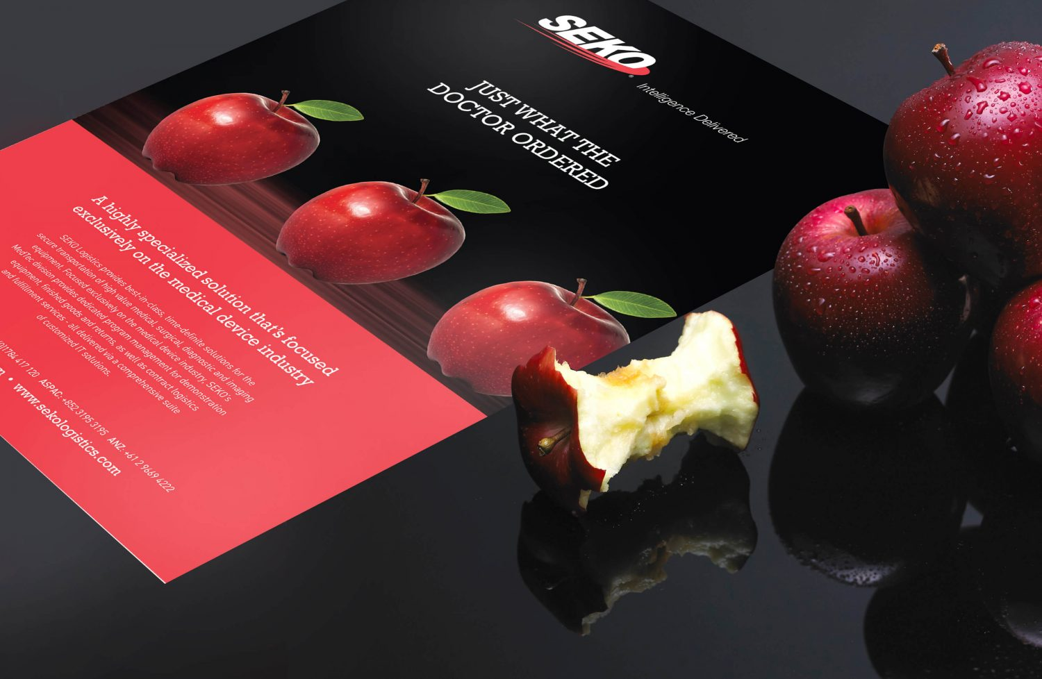 Seko Logistics - Apple