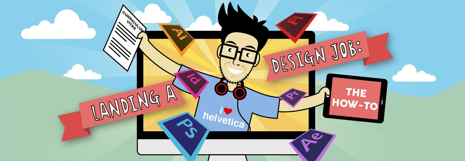 How to land a design job