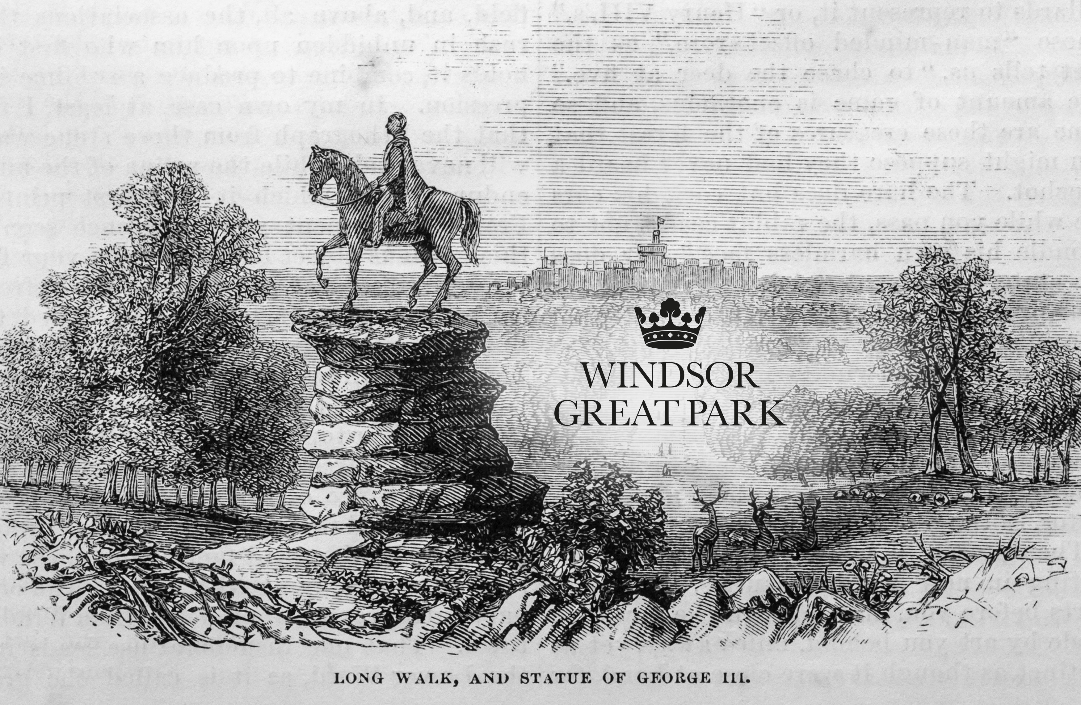 Windsor Great Park website design and development