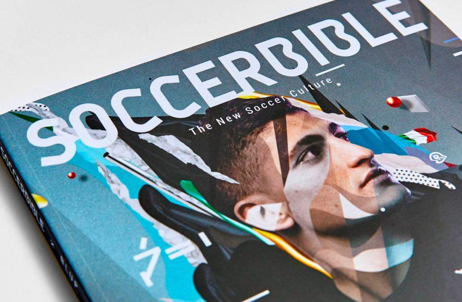 Soccer Bible magazine
