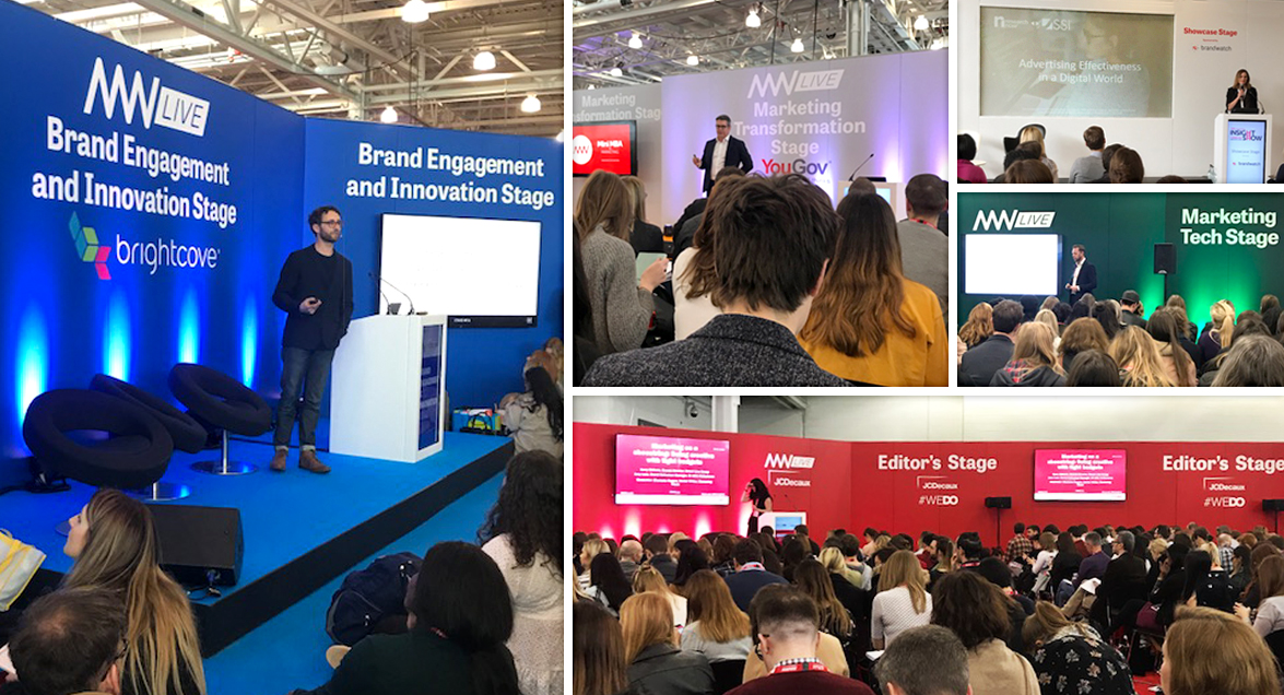 Key takeaways from the Marketing Week Live event