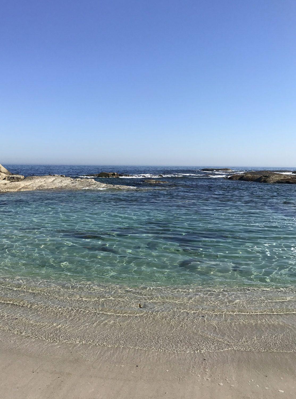 Amy Finn - Copywriter - Sea view