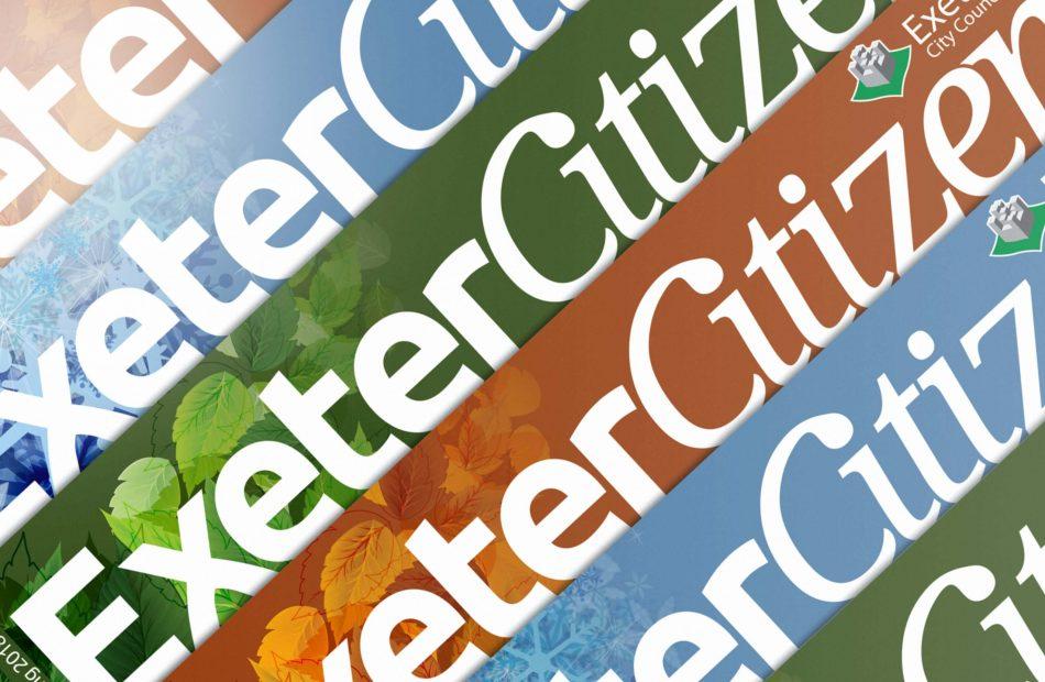 Exeter Citizen case study banner
