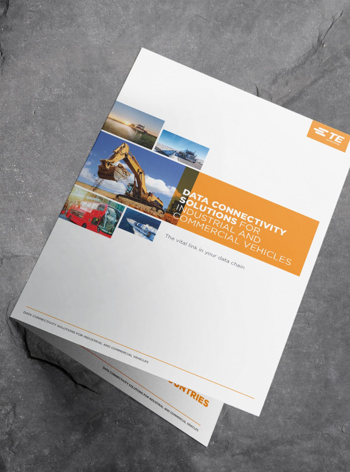 TE Connectivity Case Study - Solutions - Mockups