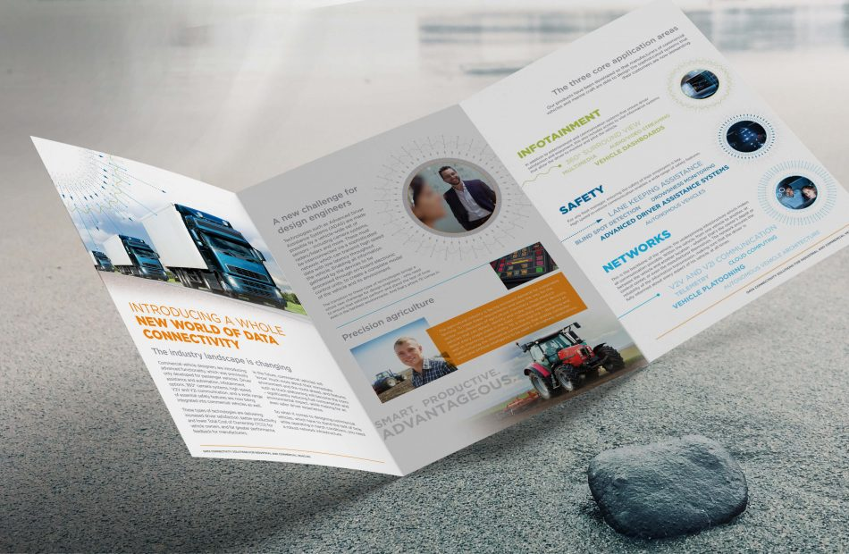 TE Connectivity Case Study - Brochure