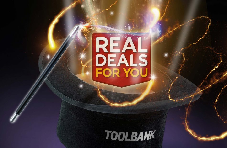 Toolbank seasonal campaign case study - website masthead graphic