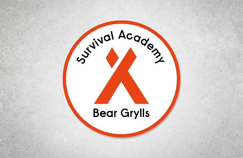 Bear Grylls Survival Academy - logo